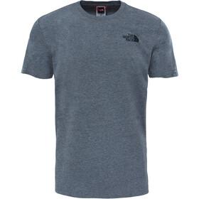 The North Face Redbox Camiseta Manga Corta Hombre, tnf medium grey heather
